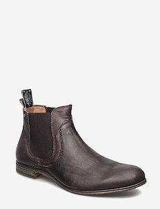 Cumberland Leather S - BROWN BRUSH