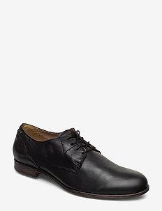 Dirty Low - buty sznurowane - black