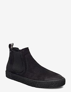 Sluggish - chelsea boots - black