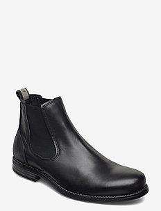 Closer - chelsea boots - black