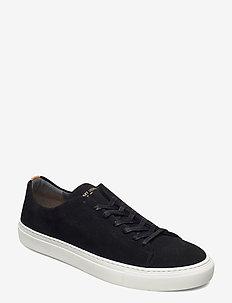 Less - laag sneakers - black