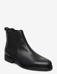 Grind - chelsea boots - black