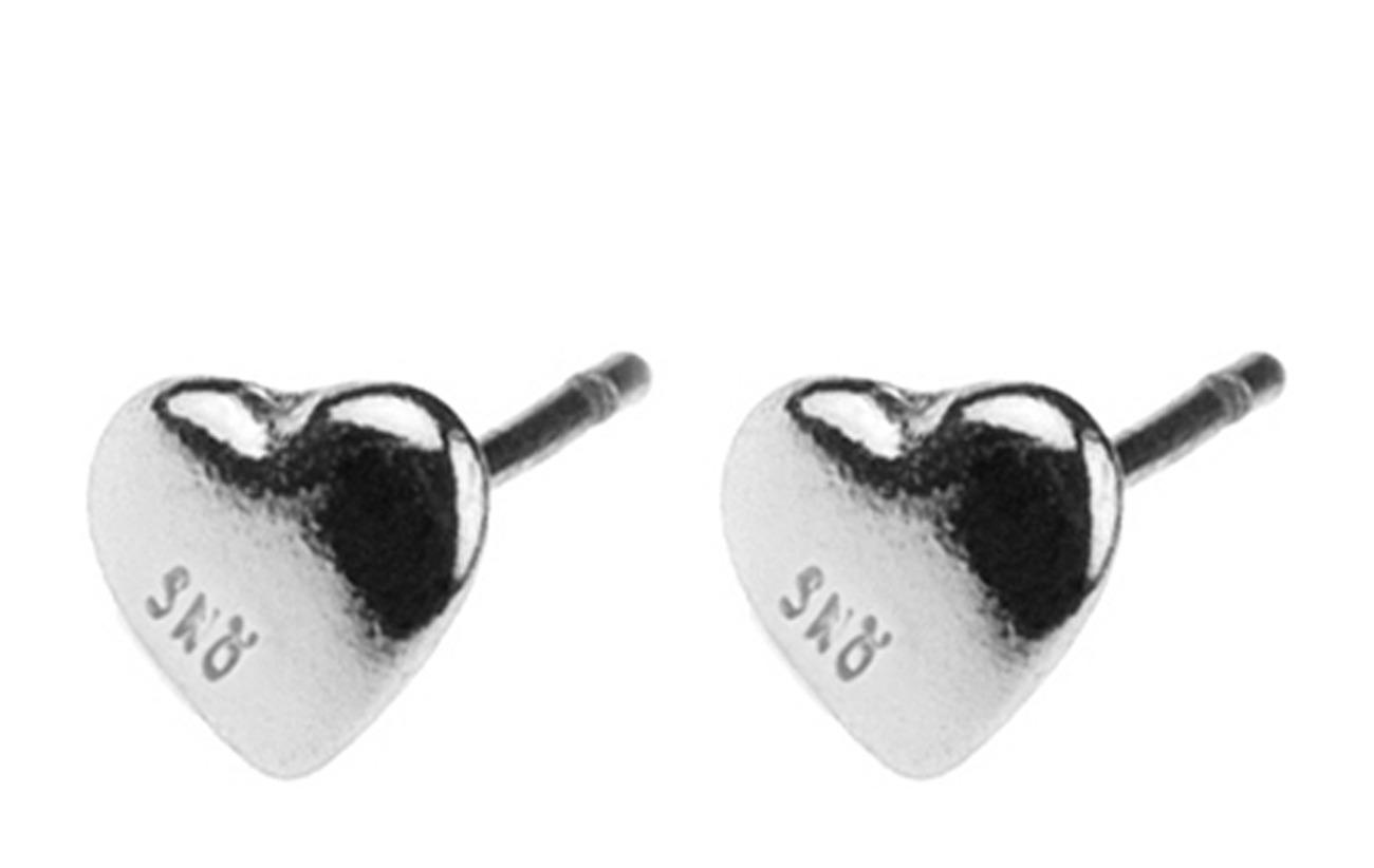 SNÖ of Sweden Small card ear plain s Smycken