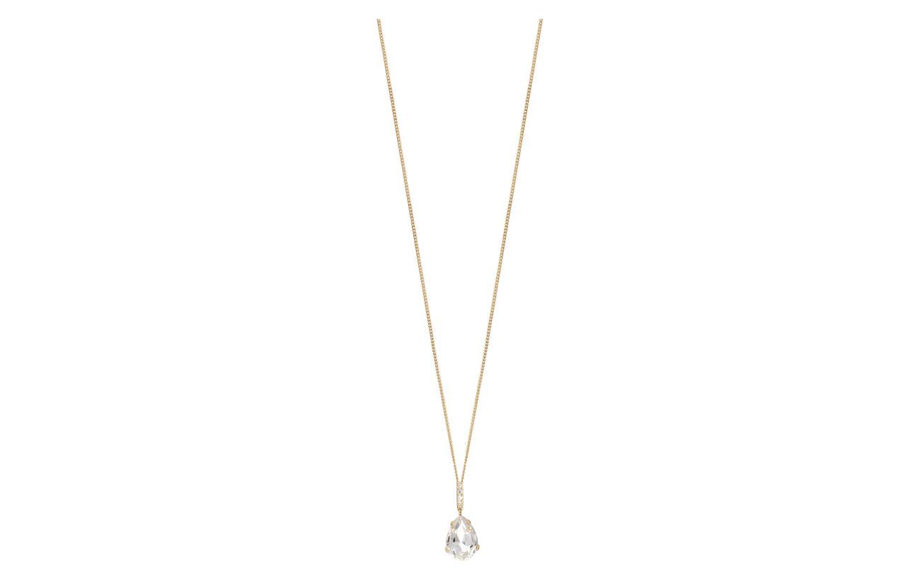 SNÖ of Sweden Birgit small pendant neck 42 g clear Smycken