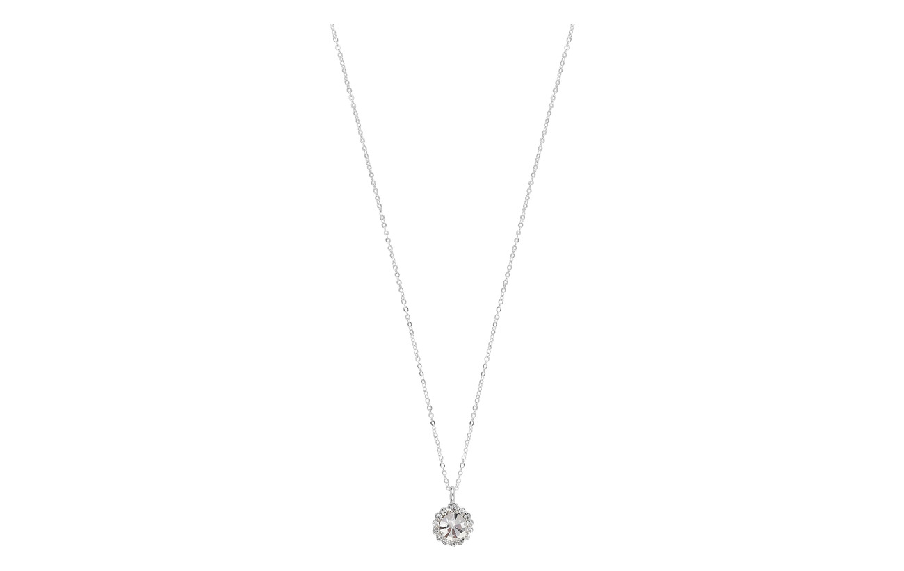 SNÖ of Sweden Canal pendant neck - S/CLEAR