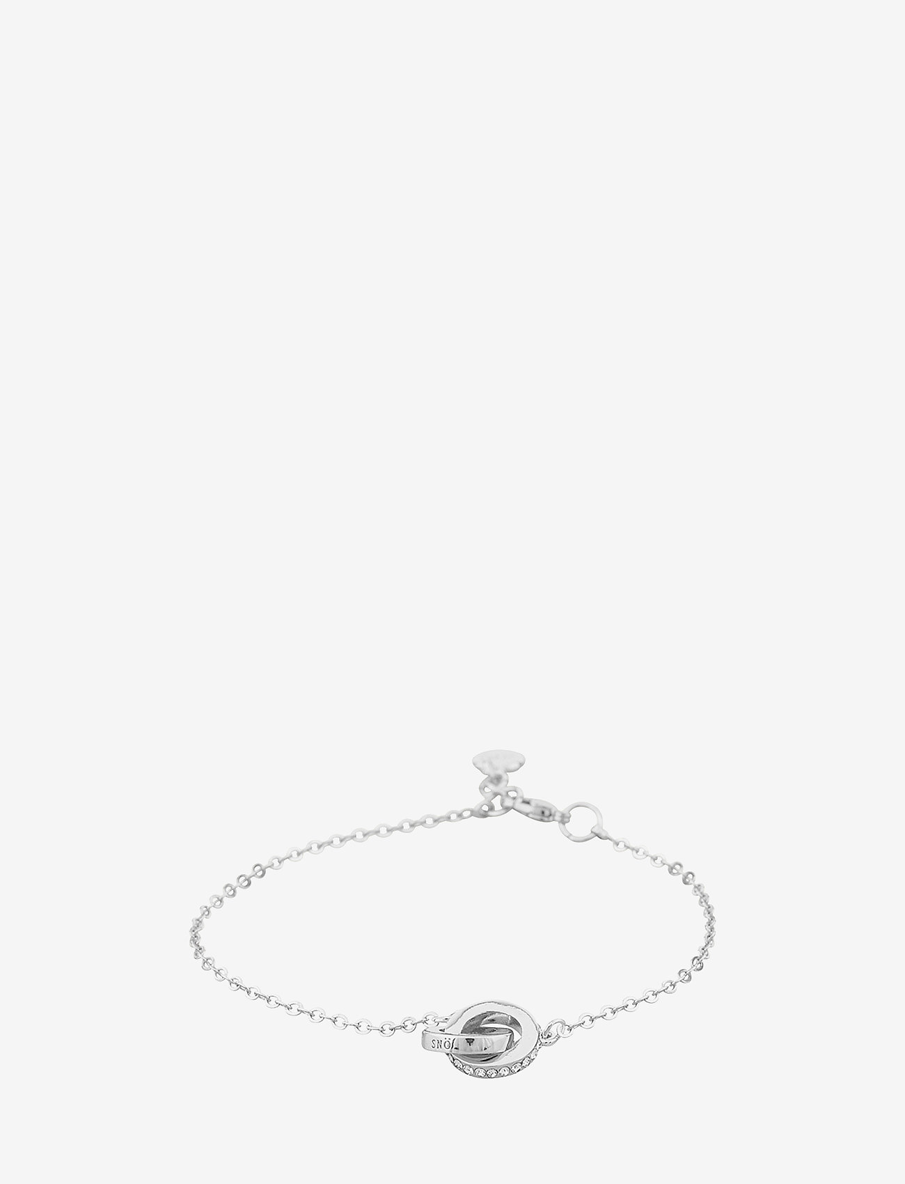 SNÖ of Sweden - Connected chain brace s/clear - dainty - s/clear - 0
