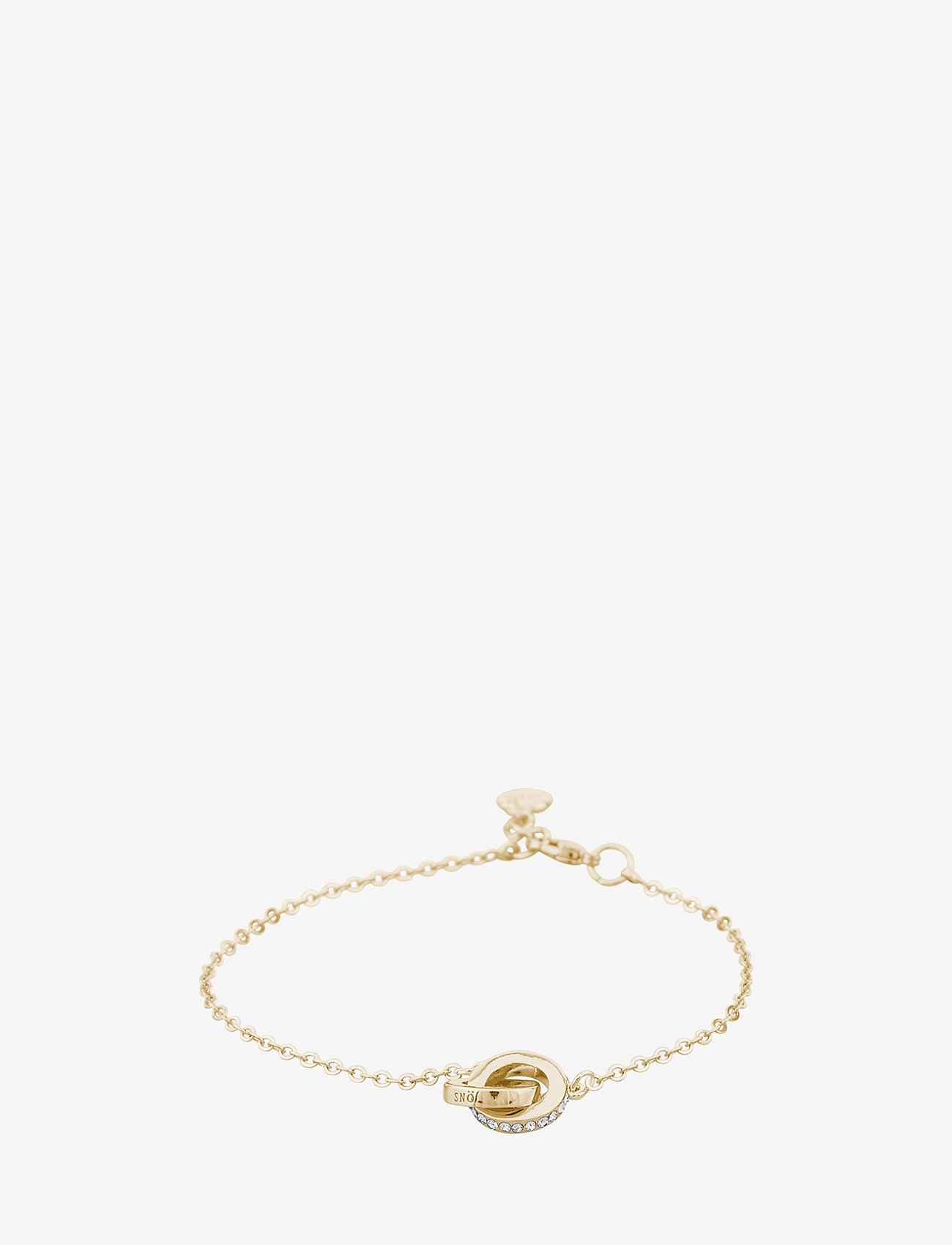 SNÖ of Sweden - Connected chain brace g/clear - dainty - g/clear - 0
