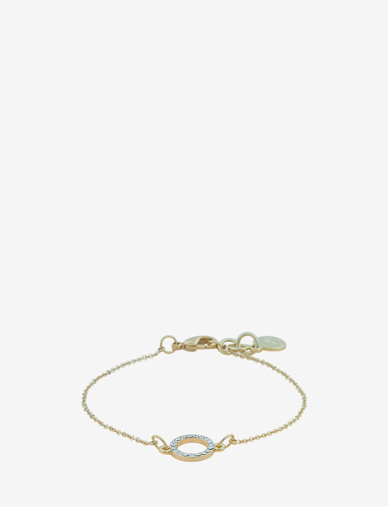 SNÖ of Sweden - Lily chain brace g/clear - dainty - g/clear - 0