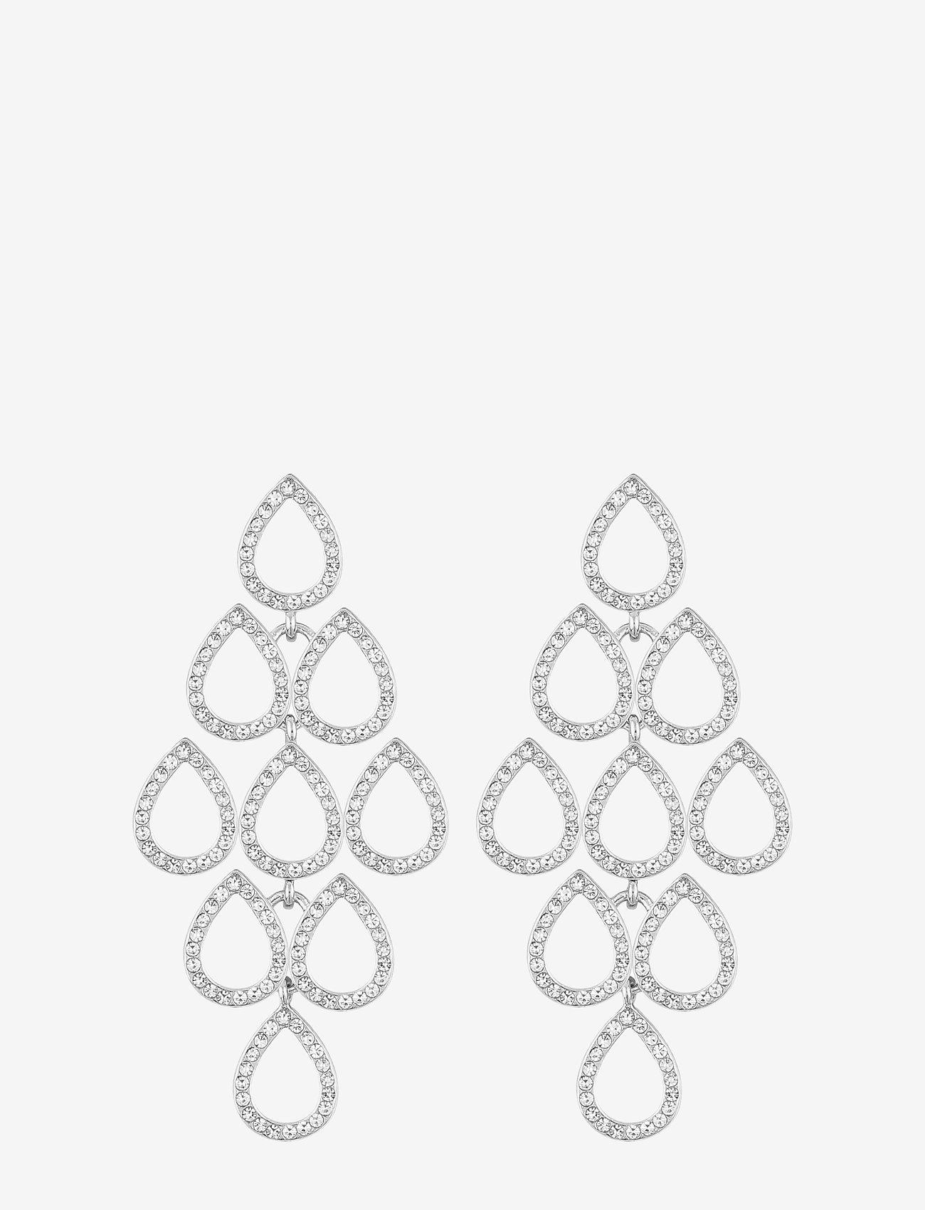SNÖ of Sweden Ciel big pendant ear - Biżuteria S/CLEAR - Akcesoria