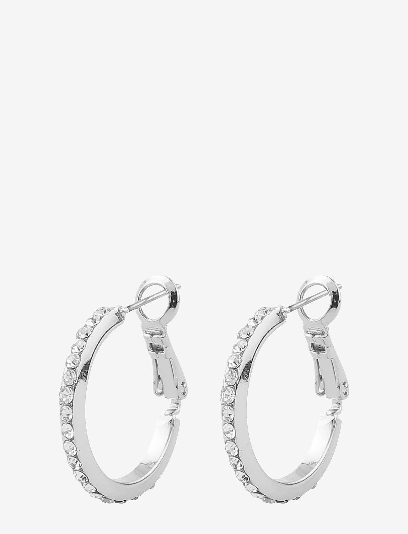 SNÖ of Sweden Ciel small ring ear - Biżuteria S/CLEAR - Akcesoria