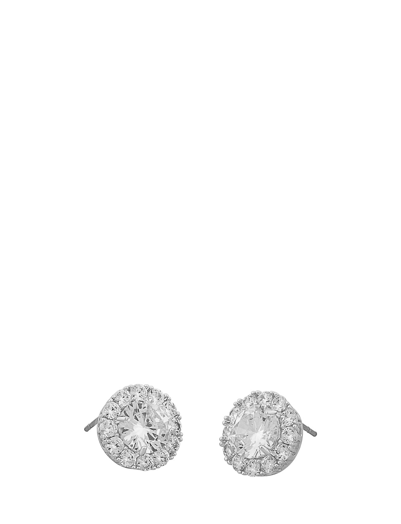 Image of Lex St Ear S/Clear Accessories Jewellery Earrings Studs Sølv SNÖ Of Sweden (3484677585)