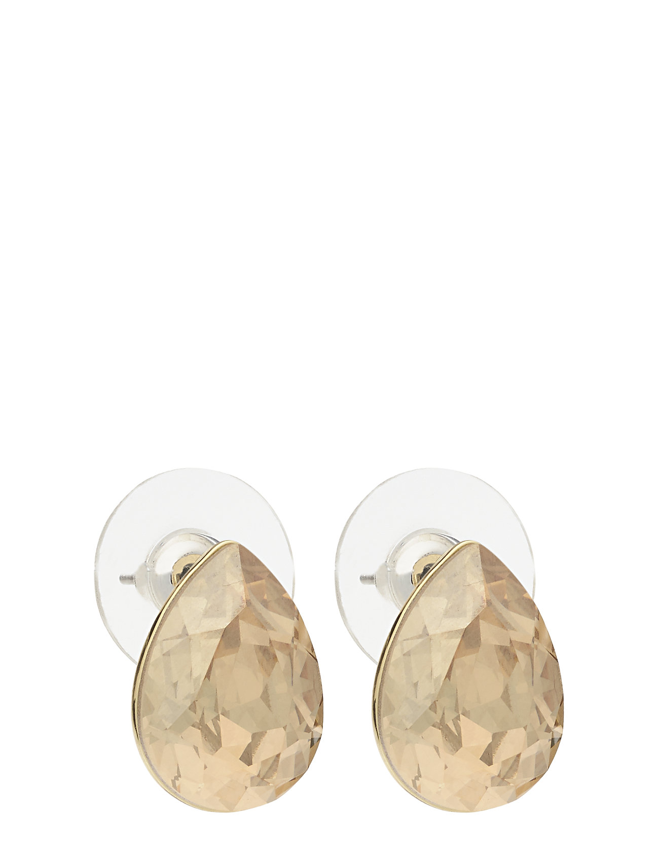 Image of West Broadway Ear Accessories Jewellery Earrings Studs Guld SNÖ Of Sweden (3270672875)