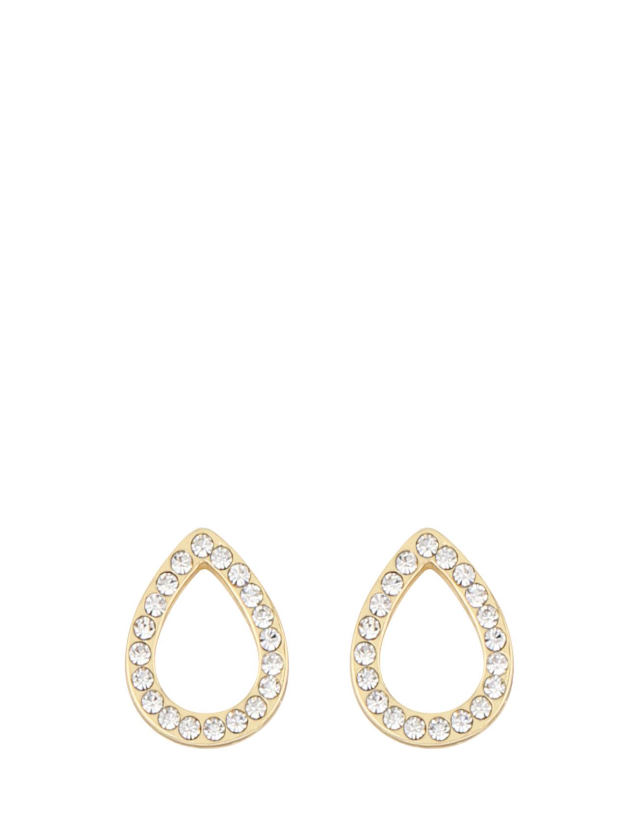Image of Ciel Small Ear Accessories Jewellery Earrings Studs Guld SNÖ Of Sweden (3266926575)