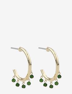 Roc ring ear - creoler - g/green