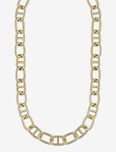 Nina big neck - halskæder - plain g