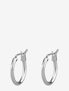 Minna small ring ear - creoler - plain s