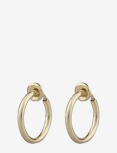 Minna cuff ring ear - creoler - plain g