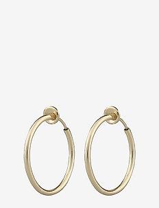 Minna cuff ring ear - korvarenkaat - plain g
