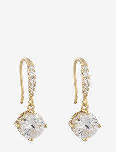 Luire stone pendant ear g/clear - pendant - g/clear
