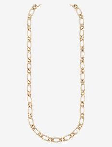Anchor linked chain neck 42 plain g - kettingen  - plain g