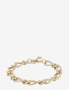Anchor linked chain brace plain g - dainty - plain g