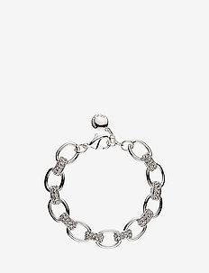Monroe chain brace - dainty - s/clear