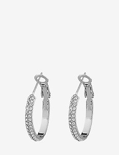 Gwen small ring ear s/clear - S/CLEAR