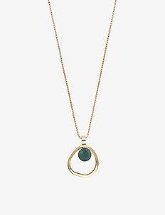 Liw globe pendant neck 42 g/green - G/GREEN