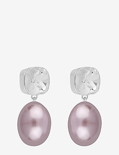 Muse pendant ear - S/LILAC