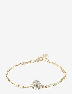 Zin chain brace 3-string g/clear - dainty - g/clear