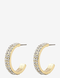 Zin small ring ear g/clear - g/clear