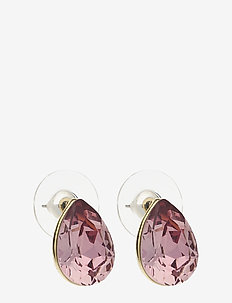 West Broadway ear - pendant - g/lilac