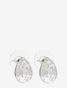 West Broadway ear - pendant - s/clear