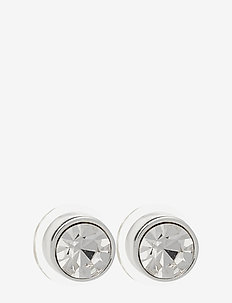 West Broadway small ear - studs - s/clear
