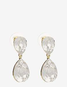 West Broadway pendant ear - pendant - g/clear