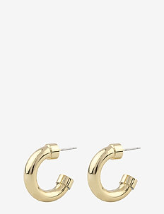 Piper small ring ear - hoops - plain g