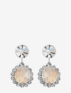 Canal small pendant ear - S/CHAMPAGNE