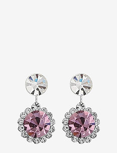 Canal small pendant ear - S/LILAC