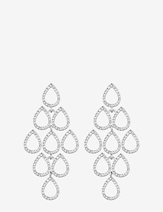 Ciel big pendant ear - S/CLEAR