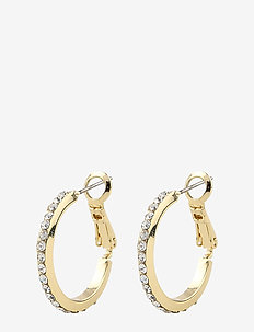 Ciel small ring ear - hoops - g/clear
