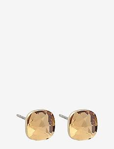 Nocturne small stone ear - G/BRONZE