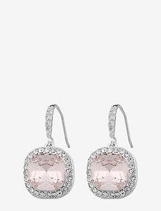 Lyonne ear - pendant - s/light pink