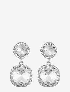 Lyonne pendant ear - pendant - s/clear