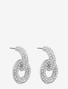 Grass short ring ear - statement - s/clear