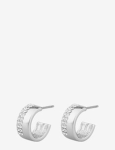 Marseille small oval ear - statement - s/clear