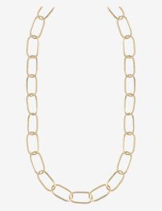 Agatha neck - kettingen  - plain g