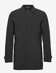 SNOOT - VELLETRI COAT M - manteaux legères - black - 0