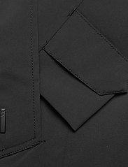 SNOOT - VELLETRI COAT M - manteaux legères - black - 4