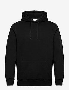COLLEGNO DUE HOODIE - hoodies - black