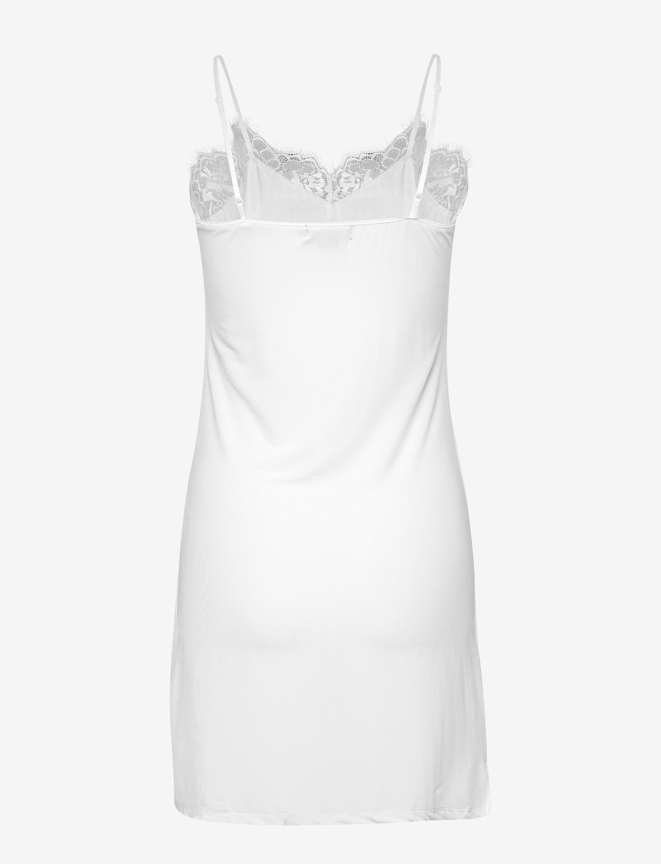 Soaked in Luxury - SLClara Strapdress - nachtjurken - broken white - 1